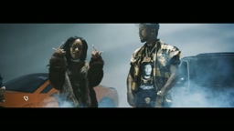 Natasha Mosley Feat. Gucci Mane 'Drunk' Video
