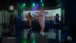 Watch Fat Joe, Remy Ma & Ty Dolla $ign Perform 'Money Showers' On Jimmy Kimmel Live