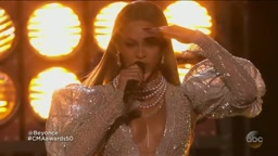 Beyonce's Country Music Awards performance With The Dixie Chicks