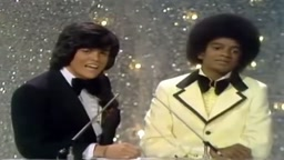 The 1st American Music Awards were hosted by Michael Jackson & Donny Osmond