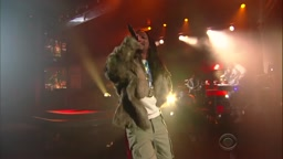 Watch Lupe Fiasco & Gizzle Perform Jump On The Late Show With Stephen Colbert