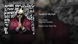 Rick Ross DISS Nicki Minaj in New Song APPLE OF MY EYE [Rather You Than Me] TRACK 1