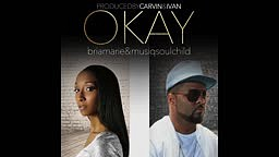 Music Soulchild ft Bria Marie - Okay