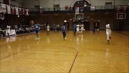 Donald Flores LINCOLN HS Basketball CLASS 2017