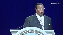 Minister Farrakhan WARNS Pres. Trump HATERS To Leave Him Alone Be Careful'