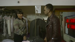 Mike Epps Short Film 'A Trip To The Cleaners' ft Lady of Rage