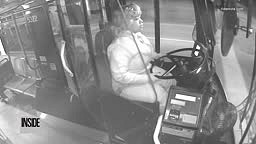 Bus Driver Saves 5-Yr-Old Walking Down Cold Street In Middle Of Night With No Shoes [Video]