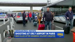 Man Killed At Orly Airport After Shooting Cop, Carjacking And Trying To Steal Soldier's Gun