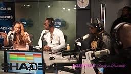 Wack 100 and DJ Kayslay Get Confrontational During Safaree Interview