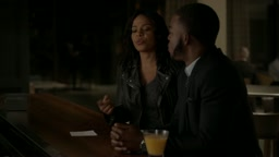 SANAA LATHAN Preview Clip Of 'SHOTS FIRED' FOX Event Series Premiering Tonight!