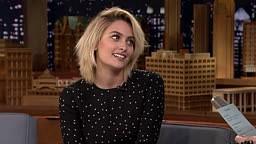 Michael Jackson's Daughter Paris On Jimmy Fallon Talks Being Starstruck & First Music