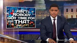 Trevor Noah Defends Tomi Lahren, Compares Her to Busta Rhymes