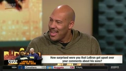 First Take - Stephen A. Smith Debates LaVar Ball (FULL)