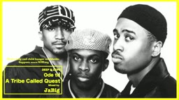 A Tribe Called Quest The Best of Tribute 90s Old School