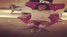 Model Winnie Harlow Twerking on Camera
