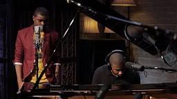Stevie Wonder Surprises Ahsan During Performance