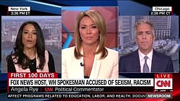 Angela Rye Rips Bigot Panelist Saying They Lowered The Bar For Obama