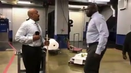 Shaq Goes NUTS After LeBron Passes Him on All-Time Scoring List