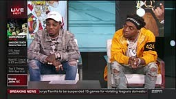 Migos Talks Who Started the Dab & Atlanta Falcons Blowing the Super Bowl