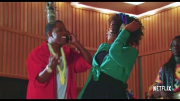 Jennifer Hudson & Mase Mr DJ Video (Starring Adam Sandler)