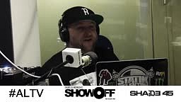 Your Old Droog Showoff Radio Freestyle w/ Statik Selektah Shade 45 ep