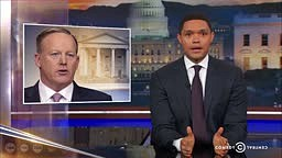 The Daily Show SOOFS Press Secretary Sean Spicer's Daily Media Briefings