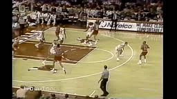 Michael Jordan What a Fake Move on Rex Chapman!