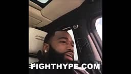 Adrien Broner Back Mad At Floyd Mayweather Again Calling Him Gay & A B**Ch