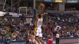 Gerald Green's Top 10 Head Above The Rim Dunks ᴴᴰ