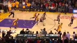 Happy #MambaDay 1 Year ago Kobe Bryant scored 60 points in his last Nba game