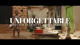 French Montana Feat. Swae Lee Unforgettable Video