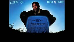 Too $hort - Don't Fight The Feeling