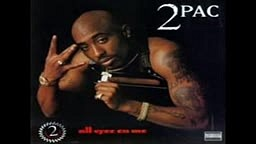 Tupac-I'd Rather Be Ya N.I.G.G.A