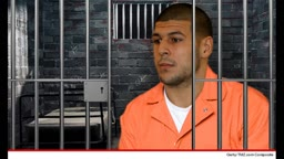 Former NFL Star Aaron Hernandez Found Hung DEAD in Cell in apparent Suicide