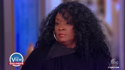 "Bill O'Reilly ""Hot Chocolate"" Accuser On The View: Perquita Burgess Talks Bill O'Reilly Sexual Harrasment at work & How"