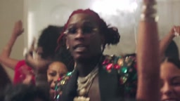 Young Thug  - All The Time (Official Music Video)