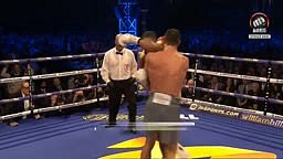 Anthony Joshua vs Wladimir Klitschko KNOCKOUT KO 11 round