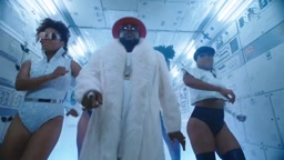 Big Boi Feat. Adam Levine 'Mic Jack' Video