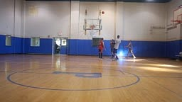 Detroit Pick Up Basketball Game 2 v 2