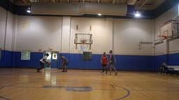 Detroit Pick Up Basketball Game 2 v 2 part 3