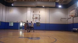 Detroit Pick Up Basketball Game 2 v 2 part 4