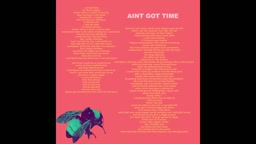Tyler, The Creator   Ain't Got Time (Audio)