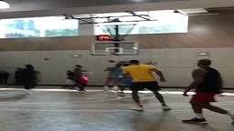 Hoody Melo, Chris Paul, James Harden vs EVERYBODY in Ny pickup game