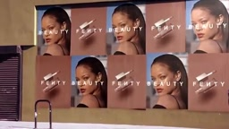 Rihanna Fenty Beauty Commercial