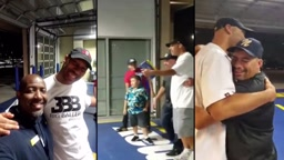 LaVar Ball surprises longtime handyman with new truck