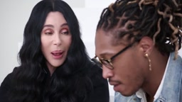 Cher And Future Sing A Sweet, Lean-Splashed Duet For New Gap Ad