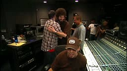 Linkin Park & Jay Z [Collison Course]   Jay Z Arrives   LIVE HD