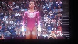 Gabby Douglas Gold Medal Routine Pt 2
