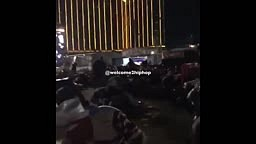 COMPILATION VIDEO: Las Vegas Shooting Mandalay Bay Girl Shot in HEAD & Man Dies in FRIENDS ARMS