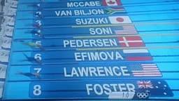 Rebecca Soni Wins The Gold Medal